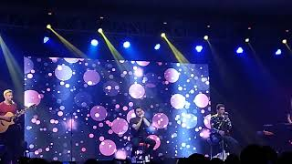 A1 Davao Concert 2018 - Here Comes The Rain Medley