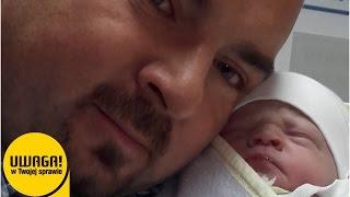 Urodziła się zdrowa. Kilkanaście godzin później już nie żyła (UWAGA! TVN)