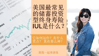 第75期:美国最常见的储蓄投资型终身寿险 IUL是什么?它如何运作?有什么卖点? 真有那么神?