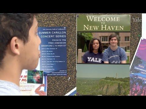 Yale University - video