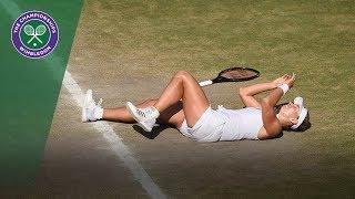 Angelique Kerber wins Wimbledon 2018