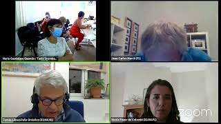 Dia 2. Jornadas Iberoamericanas Coronavirus y Salud Pública