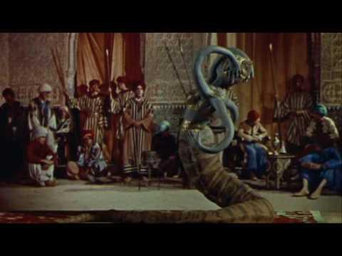 Sinbad - Snake Woman Dance