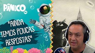 Edison Boaventura fala sobre avanços nos estudos sobre vidas extraterrestres