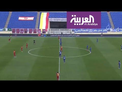 العرب اليوم - شاهد: المؤسسات الرياضية السعودية تكافح كورونا على طريقتها الخاصة