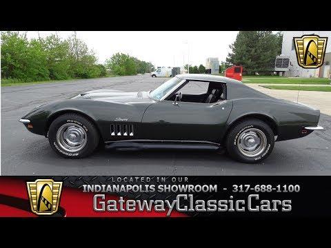 Video of '69 Corvette - L6RX
