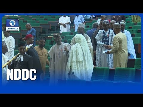 Reps Ask NDDC Tp Suspend All Payments, Summons Akpabio