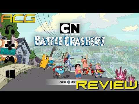 "Cartoon Network Battle Crashers Review ""Buy, Wait for Sale, Rent, Never Touch?""