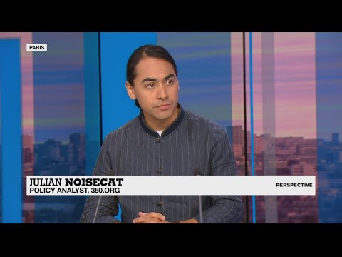 Julien Brave NoiseCat: 'Pipelines a real threat to First Nations' way of life'