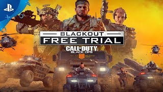 Call of Duty: Black Ops 4 – Blackout Battle Royale Free Trial | PS4