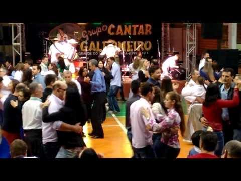 Cantar Galponeiro em Arvoredo - SC - 21/05/16.