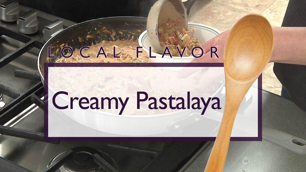 Creamy Pastalaya