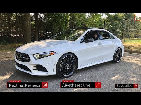 The 2019 Mercedes-Benz A220 is a Baby Benz Worthy of the 3-Pointed Star