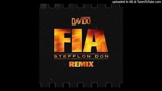 Davido Ft Stefflon Don - Fia (Remix)