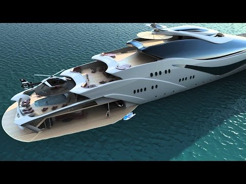 Top 10 best and most luxurious yachts in the world
