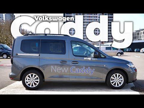 New Volkswagen Caddy 2021