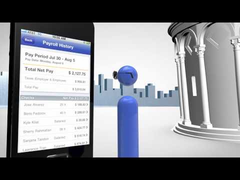 Video of Online Payroll