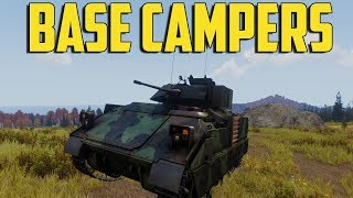 ARMA 3 Exile - Base Campers