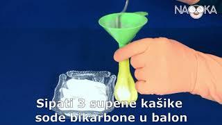 Baloon and bottle SB