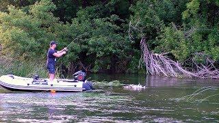 Рыбалка в саратовской области на реке хопер