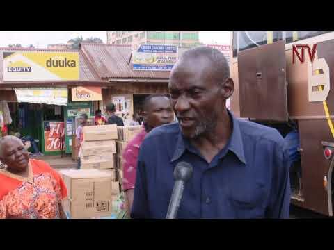 Okwekebejja Ebola kweyongedde ku bayingira e Kenya