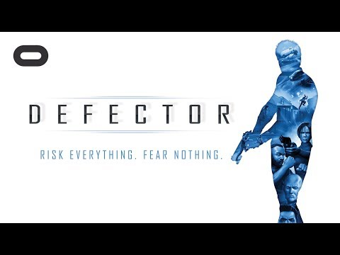 Defector -Trailer d'annonce de Defector