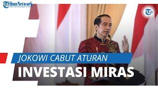 Sempat Berlakukan DPI Miras, Jokowi Putuskan Cabut Aturan soal Investasi Miras dalam Perpres
