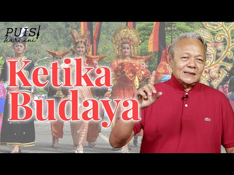 NOORCA M. MASSARDI: Ketika Budaya | Puisi Hari Ini