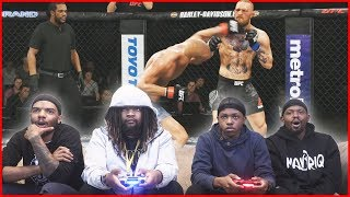 Taking The Beef To The Octagon! UFC 246 Tournament Conor McGregor vs Donald Cerrone