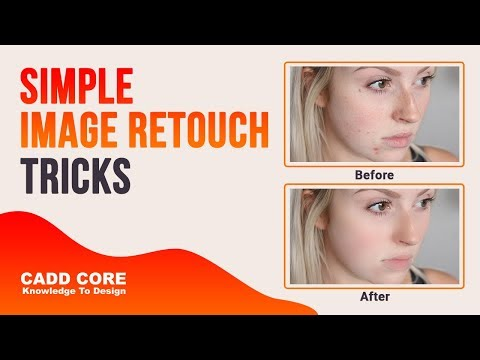 Simple Image Retouch Tricks in Photoshop (বাংলা)