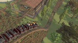 RollerCoaster Tycoon World video