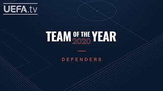 2020 UEFA.com fans' Team of the Year: MEN'S DEFENDERS - VOTING STARTS!