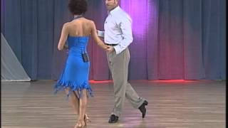 International Latin Bronze Cha Cha Variations