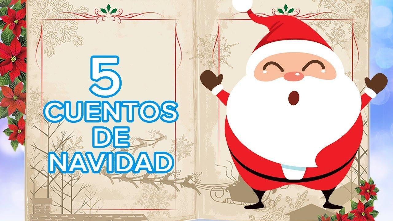 5 cuentos de Navidad para niños | Cuentos didácticos con valores
