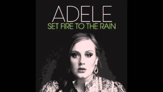 Adele - Set Fire To The Rain (Moto Blanco Club Mix) A.H.