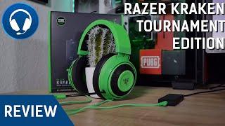 Razer Kraken Tournament Edition Review - SO SCHÖN KANN SOUND SEIN