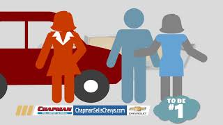 Infographics promote Chapman Chevrolet