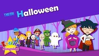 Theme. Halloween - Trick or Treat | ESL Sông & Câu chuyện