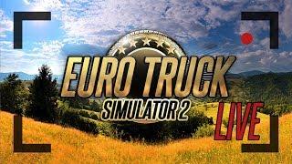 СТРИМ - Ukrainian Map - Euro Truck Simulator 2 [1.31.2.6s]
