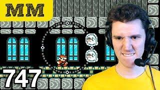 Morning Mario #747 • Castle of the Evil Bat
