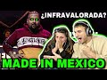 REACCIONANDO a MADE IN MÉXICO 🇲🇽 FMS MÉXICO ¿INFRAVALORADA? **demasiado crudo**