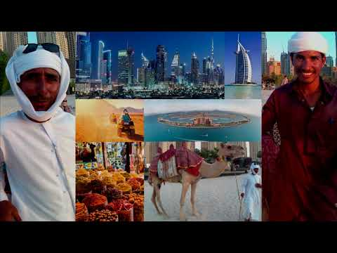 Abdul.Salem feat. Habibi & Bahar and Helal & Amush ( Official Dubai Camel Video )