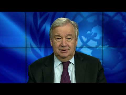 UN Secretary General Message on Impact of Covid-19 on Older People (B/C/S subtitles)