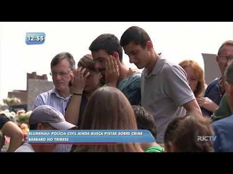 Blumenau: Polícia Civil ainda busca pistas sobre crime bárbaro no Tribess