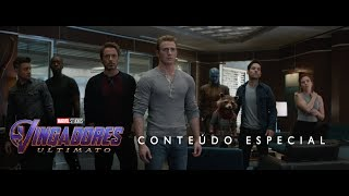 Vingadores: Ultimato, 25 de abril nos cinemas