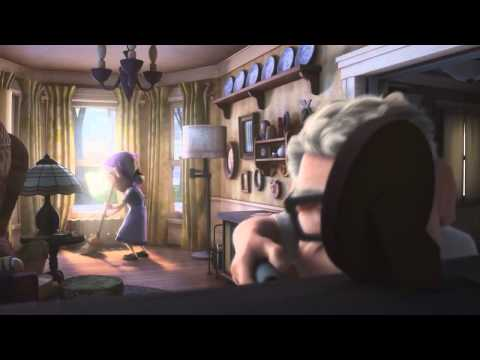 Pedro Peralta - Alone...I Miss You (Carl & Ellie UP Movie)