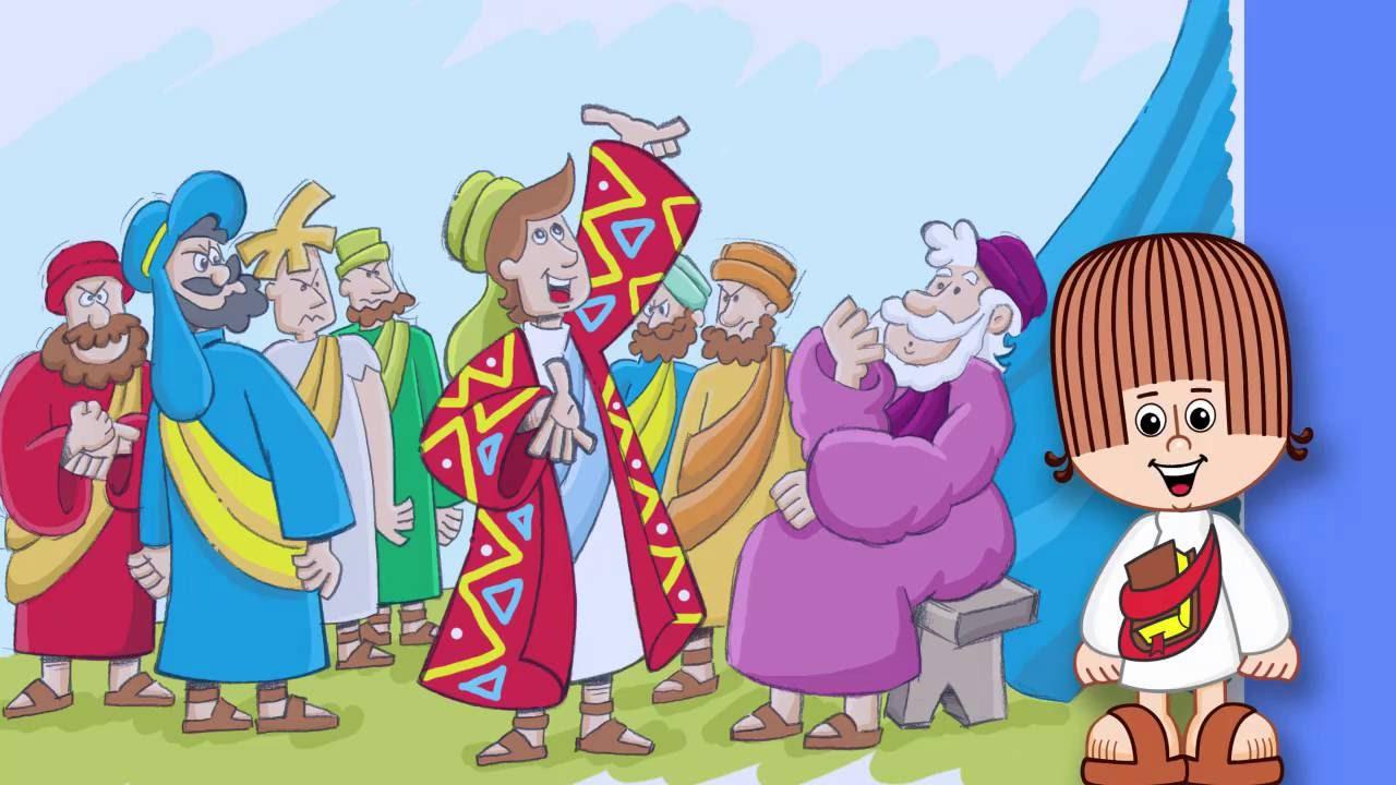 Turma do Cristãozinho - José no Egito - Uma linda história