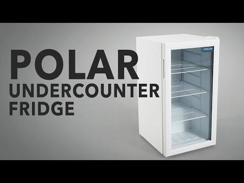Minibar Kühlschrank Polar : Polar kühlschrank mit glastür dosen kühlschrank liter