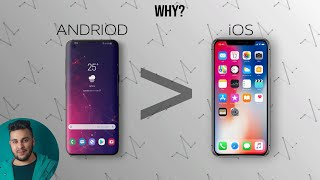 Why Android Is Better Than IPhones IOS?