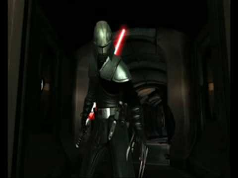 Trailer de Star Wars: The Force Unleashed - Sith Edition